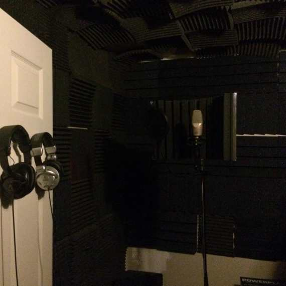 baltimore recording studio voca booth