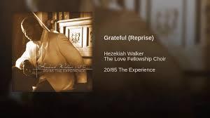 grateful reprise hezekiah walke